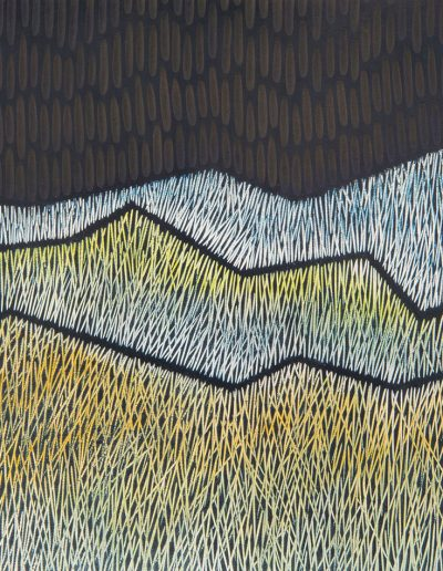 Janine Partington, Hills and Dales - SOLD