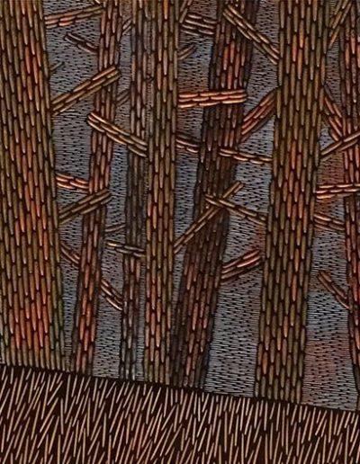 Janine Partington, L49 - Into the Woods - 2019