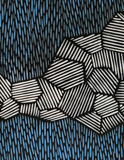 Janine Partington, L68 - Tessellation - 2020