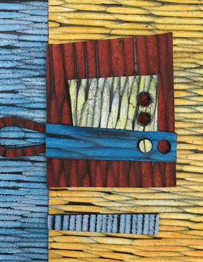 Janine Partington, L79 - Composition No 26