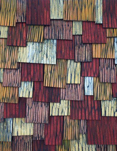 Janine Partington, L82 - Roof Tiles I - 2020
